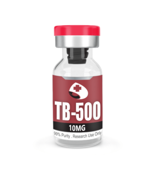 TB-500 (Thymosin Beta-4) 10 mg (price is per kit/10 vials), 100 mg 1