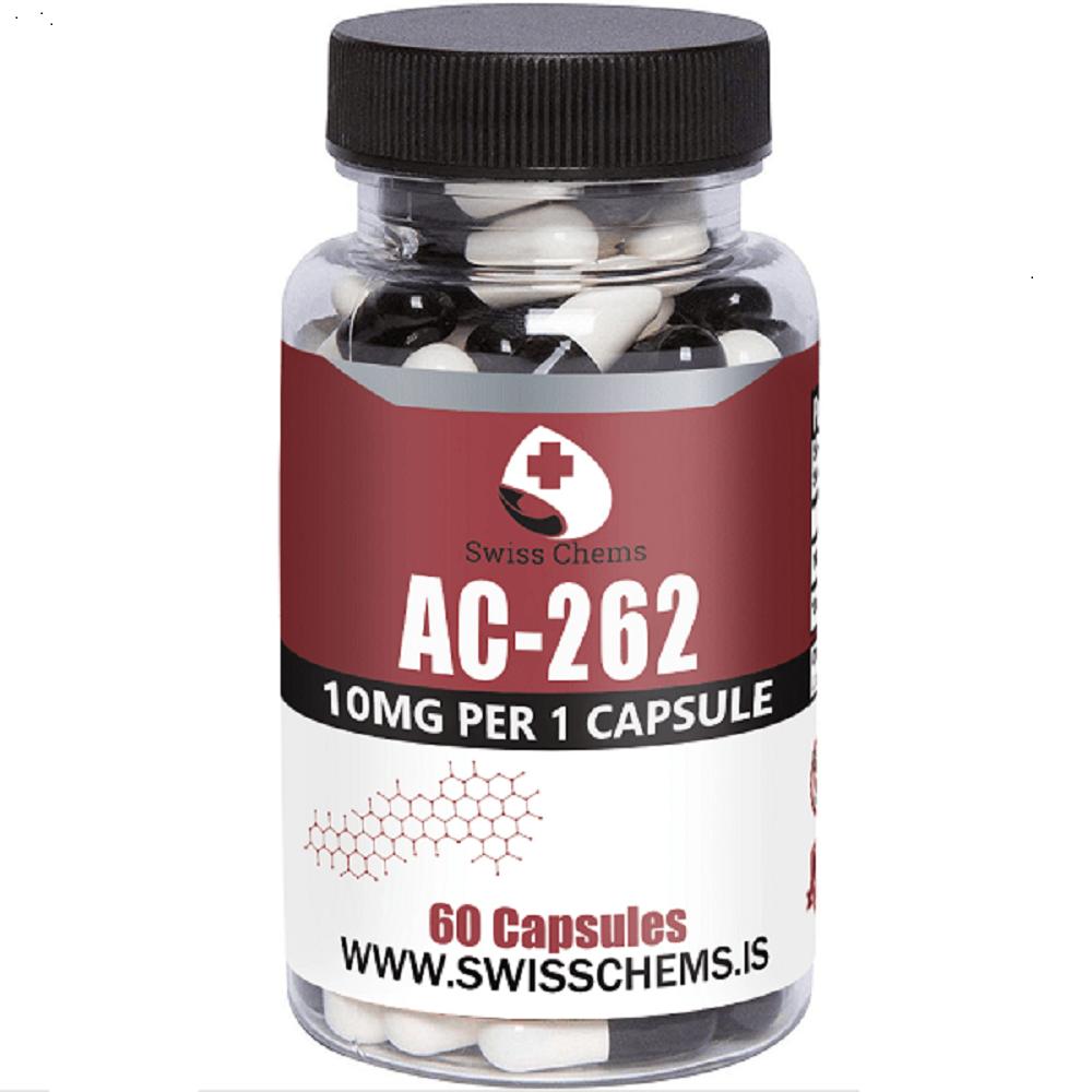 AC-262 (Accadrine) 600mg/60capsules (10mg/capsule), Ostarine/MK2866 alternative 1