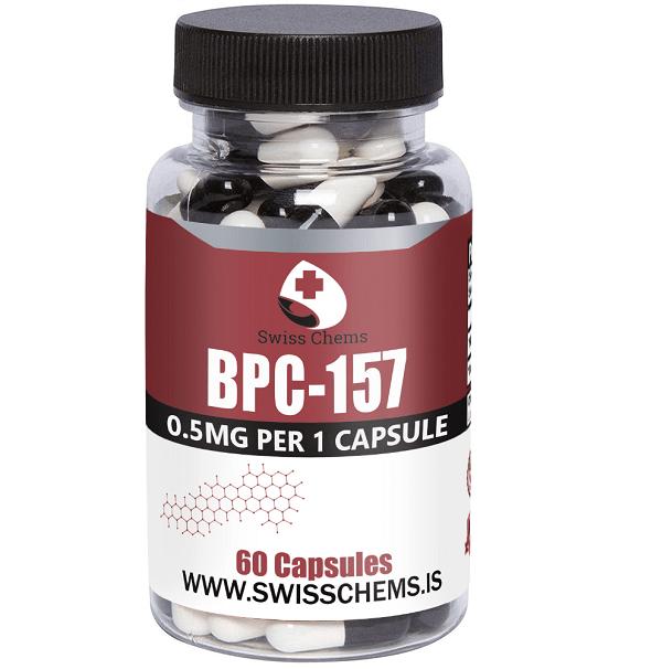 BPC-157 30000 mcg/60capsules (0.5mg/capsule) 1