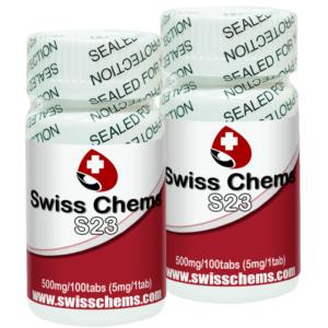 S-23, 500 mg/100 tabs (5 mg/1 tab) || BOGO || Buy 1 Get 1 Free 1