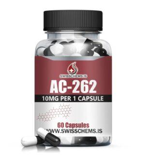 Buy AC-262 (Accadrine) 600mg/60capsules (10mg/capsule)
