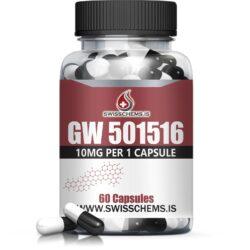 Buy GW 501516, Cardarine capsules