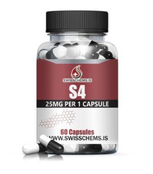 Buy S4 (Andarine), 1500 mg (25 mg/60 capsules)